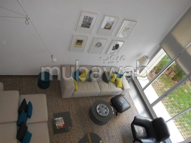 appartement-loft-tout-neuf-à-louer-sur-haut-agdal_23695099