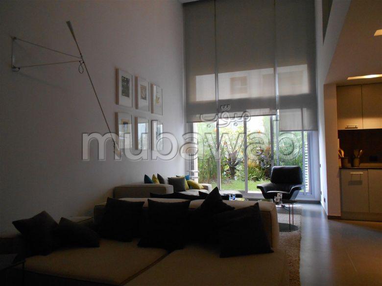 appartement-loft-tout-neuf-à-louer-sur-haut-agdal_23695100