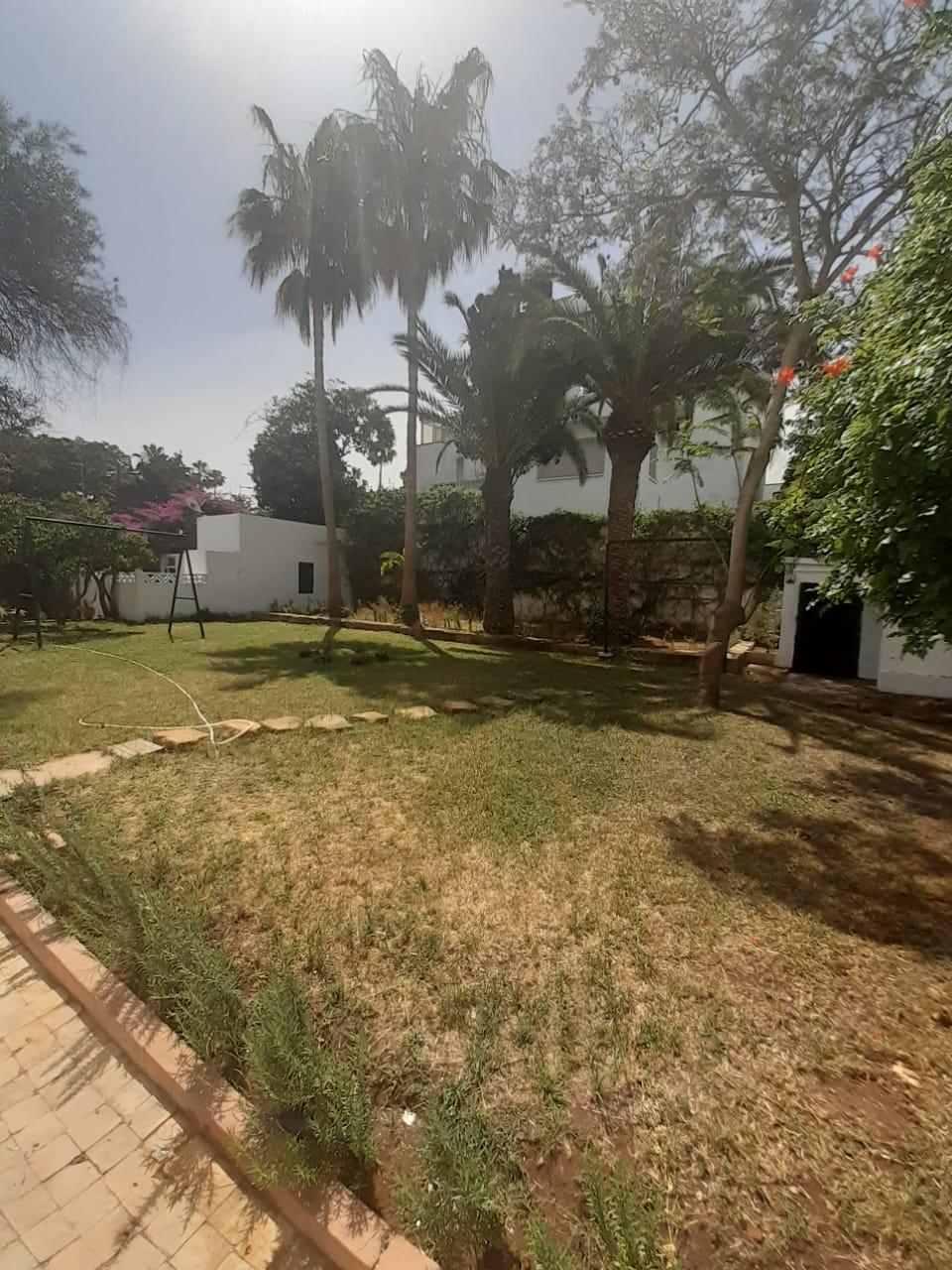 Jolie villa en location à Hassan