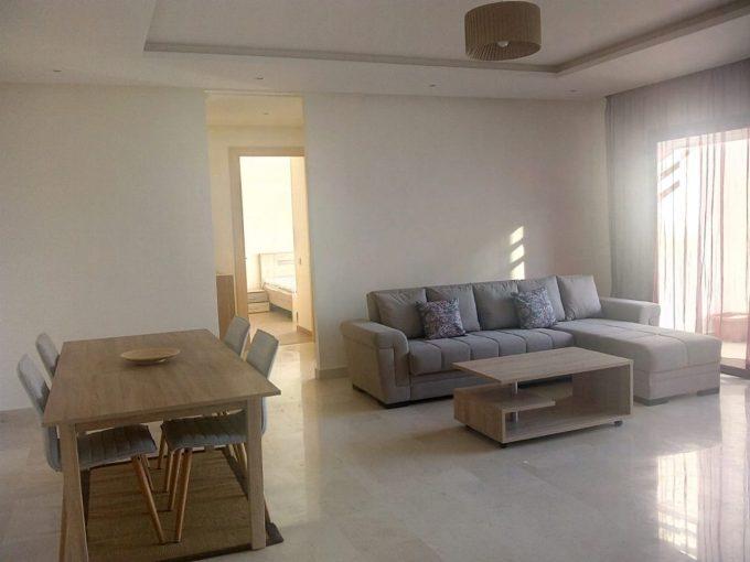 Coquet appartement meublé sur Prestigia