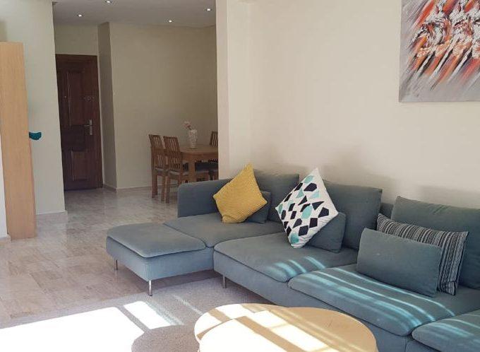 Coquet appartement meublé à Hay Riad